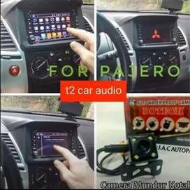 AJIB 2DIN FOR PAJERO ANDROIDLINK 7INC FULL HD+CAMERA HD MUMER GROSIR