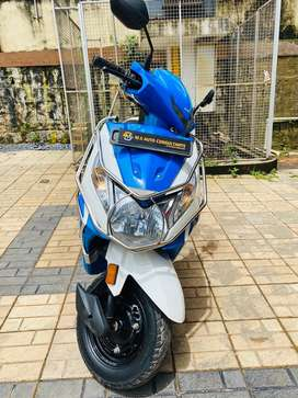 Honda Dio [Model-2018], Single Owner, 18300 Kms Run