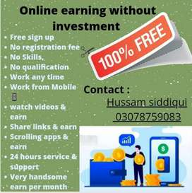 Online free signup