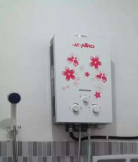 Water Heater Niko _ Malang Raya
