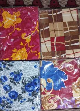 Cotton single new bedsheet only for ₹150/-