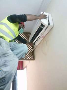 Split AC installations and maintenance  services in islamabad