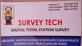 Land Survey, Contouring