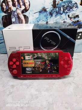 Sony PSP Slim 64GB Seri 3000 Full Game Baru Garansi