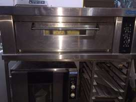 Restaurant bakery commercial grade oven & proofer