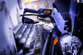 best condition ktm duke 200 feel the power of a machine.