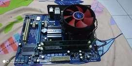 Paket Mobo G41-DDR3 murah