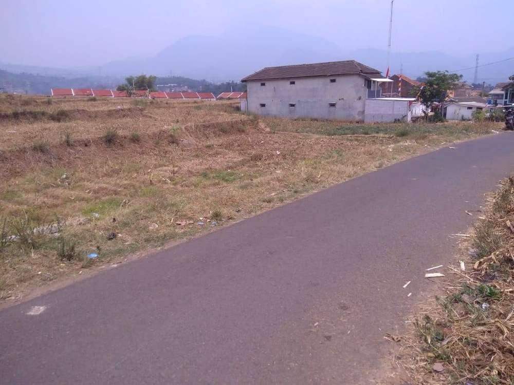 shm tanah luas murah dicimaung dekat kabupaten