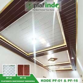 Pusat penjualan dan pemasangan PLAFON PVC