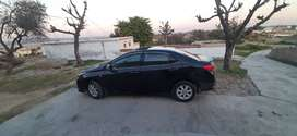 Toyta grande 1.8 full option sun roof black colour total geniune