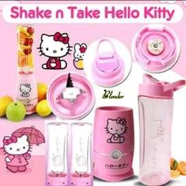 Blender Shake & Take 2 HelloKitty