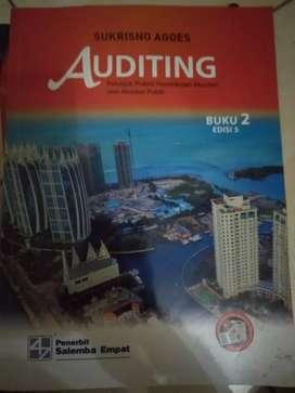 Buku auditing pengarang Sukrisno agus