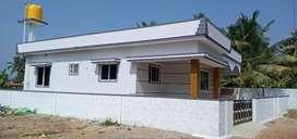 7 cents land new build house near udyavar sampigenagar negotiable