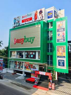 Immediate opening for Cashier & Head Cashier in Easybuy(Max Retail)