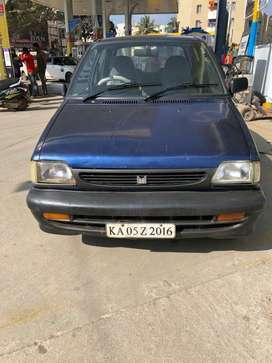 Maruti Suzuki 800 Std BS-III, 2001, Petrol