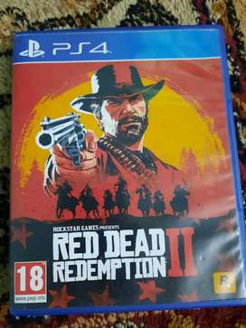 Red Dead Redemptiom 2 for ps4