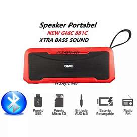 Speaker bluetooth murah meriah GMC 881