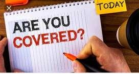 Insurance job, telecalling, brand promotion