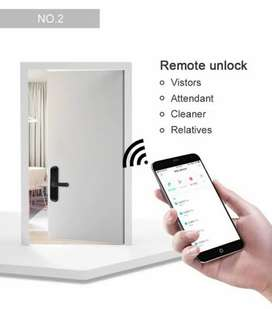 Wifi Access Control Door Lock System Available Complete Installation
