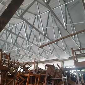 Tukang pasang rangka atap baja ringan condet pasar rebo kramat jati