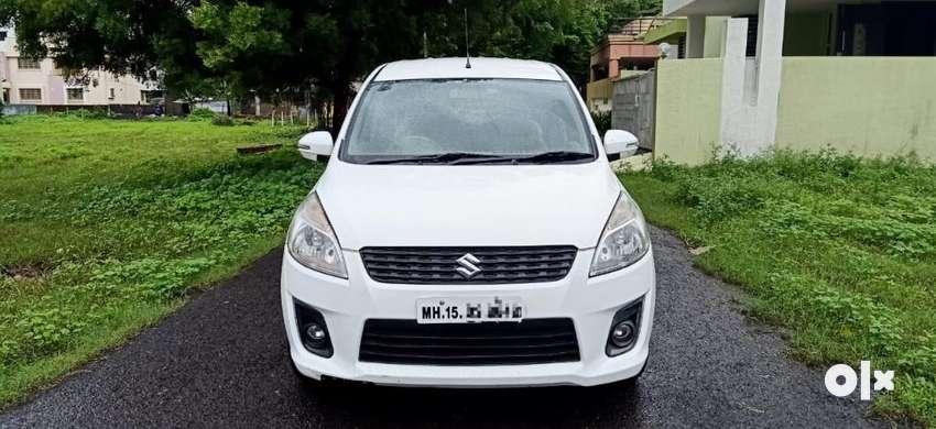 Maruti Suzuki Ertiga VDi, 2013, Diesel 0