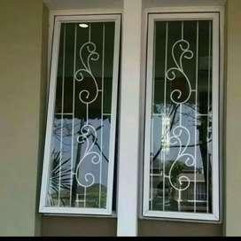 teralis jendela pagar pengaman rumah yang kokoh