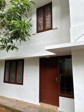 2 BHK HOUSE FOR RENT AT SWATHY NAGAR PAIPPINMOODU,SASTHAMANGALAM,