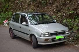 Maruti Suzuki Zen 2002 Petrol 89500 Km Driven for sale