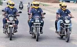 Bike-taxi in Guwahati