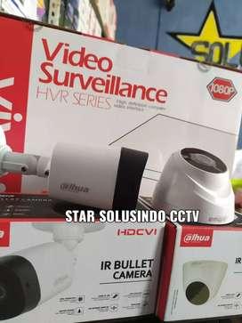 CCTV BERKUALITAS HARGA TERBATAS SIAP PASANG