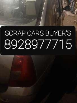 Uurrr_ old junk SCRAP CARS BUYER'S