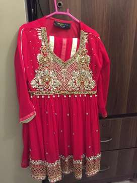 Gharara (kashees) Only one time used