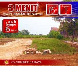 Kavling Murah Selatan Industri Paragon Benowo