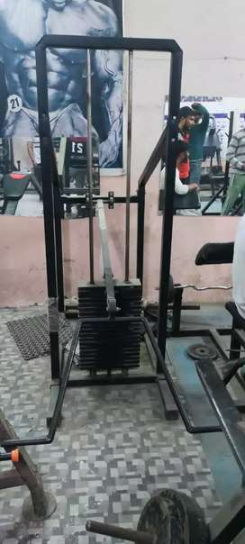 Gym Machines for fitness