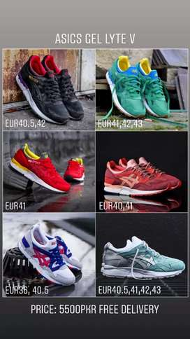 Asics Joggers / Shoes / Running shoes / Sneakers