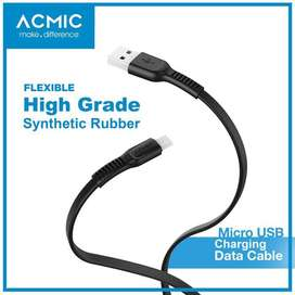 Kabel Data Charger  micro usb ACMIC FM100