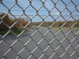 Chain link Fencing (2 inch) at Rs. 55/ kilogram