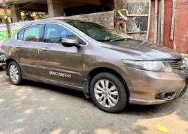 Honda City iVTEC VMT 2012, Top Model, Top Condition with VIP number!