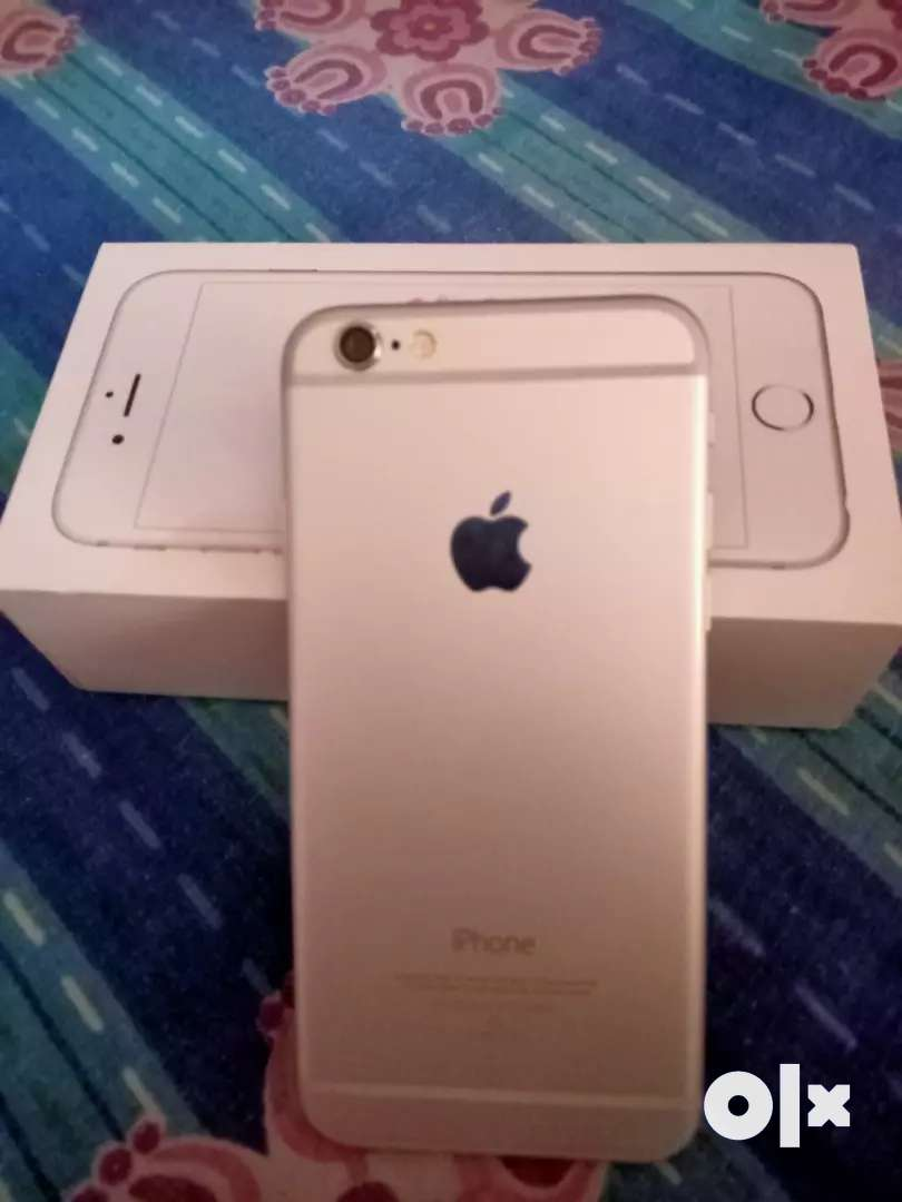 iPhone 6 with 16GB of storage 0