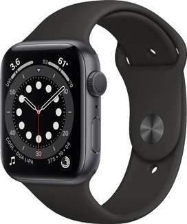 Apple watch Series 6, 44mm Available Seal Packed.