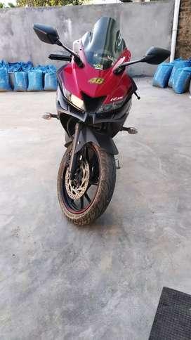 Yamaha r15 v3 non-abs