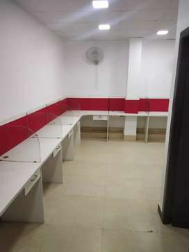 Full furnished office for rent in Noida