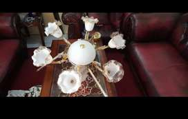 Lampu hias ruang tamu n ruang makan