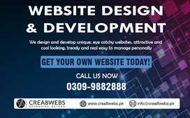 Website Designing | Website Development | ecommerce Website | Logo