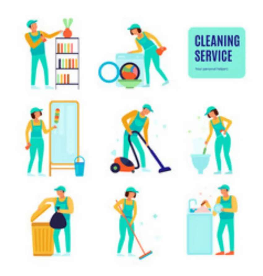 Need a female maid for 24 hours at defense phase 6