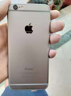 Iphone 6..64 gb memory..9/10 condition no box .. nd 86% battery health