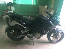 Pulsar 200ns inTOP Notch condition recently servicing done...