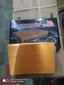 Power 4 canel acoustic  ( megah top )