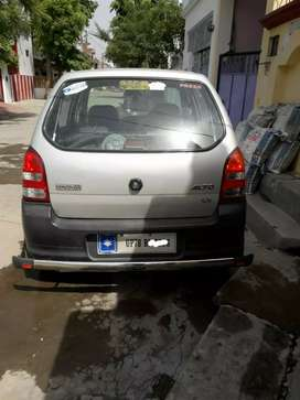 i want sale my alto car.  good condition. ready to run.