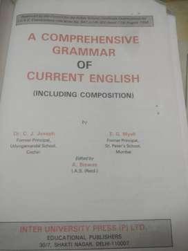 ENGLISH AND HINDI GRAMMAR BOOKS